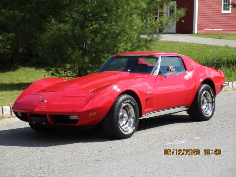 1973 Chevrolet Corvette for sale at R & R AUTO SALES in Poughkeepsie NY