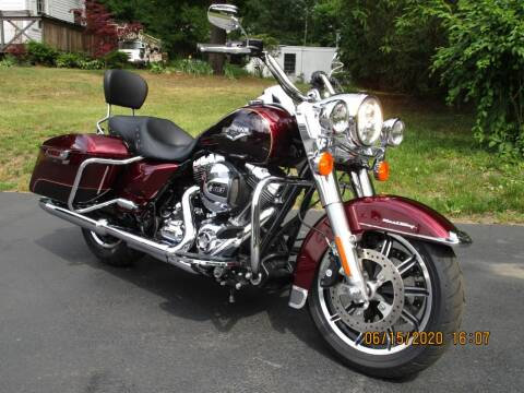 2015 Harley-Davidson Road King for sale at R & R AUTO SALES in Poughkeepsie NY