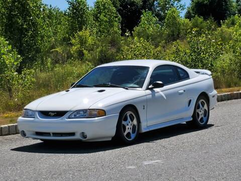 1996 Ford Mustang SVT Cobra for sale at R & R AUTO SALES in Poughkeepsie NY