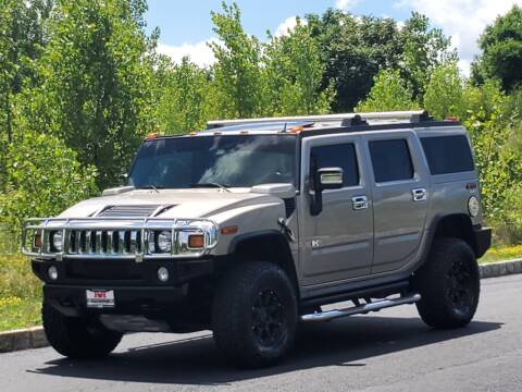 2006 HUMMER H2 for sale at R & R AUTO SALES in Poughkeepsie NY