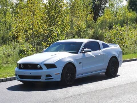 2014 Ford Mustang for sale at R & R AUTO SALES in Poughkeepsie NY