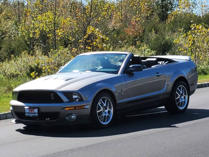 2008 Ford Shelby GT500 for sale at R & R AUTO SALES in Poughkeepsie NY