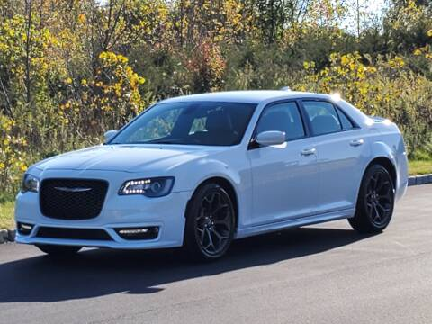 2017 Chrysler 300 for sale at R & R AUTO SALES in Poughkeepsie NY