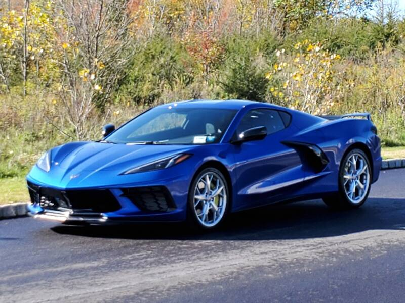 2020 Chevrolet Corvette for sale at R & R AUTO SALES in Poughkeepsie NY