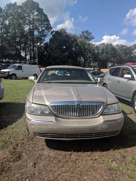 2007 Lincoln Town Car Signature 4dr Sedan - Jacksonville FL