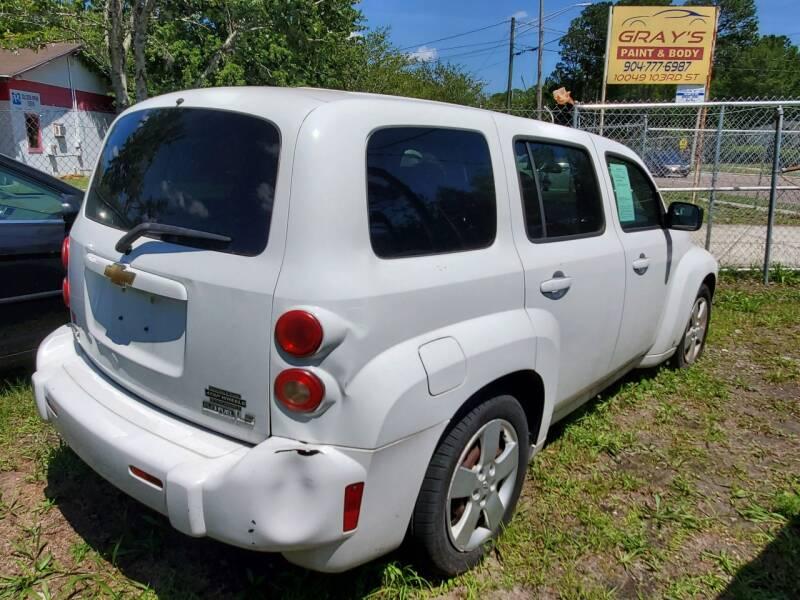 2009 Chevrolet HHR LS 4dr Wagon - Jacksonville FL