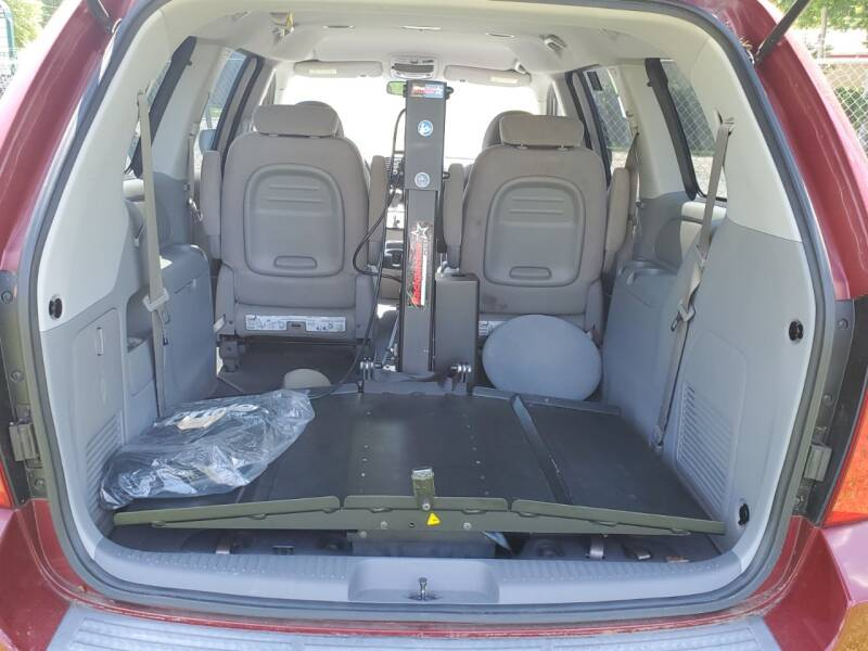 2009 Kia Sedona EX 4dr Mini-Van LWB - Jacksonville FL