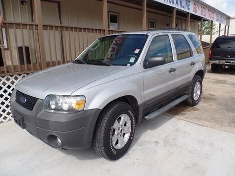 2007 Ford Escape for sale in Kenner, LA
