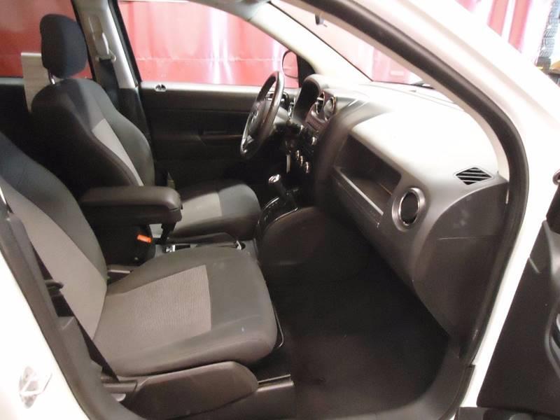 2012 Jeep Compass 4x4 Latitude 4dr SUV - Latham NY