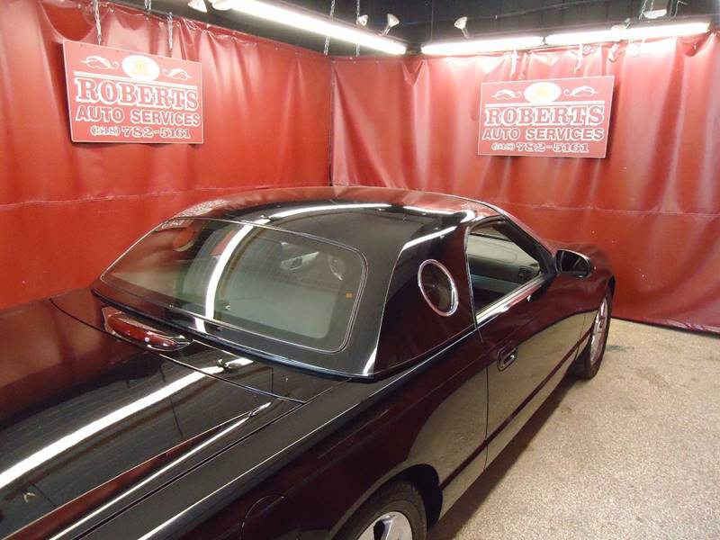 2002 Ford Thunderbird Deluxe 2dr Convertible - Latham NY