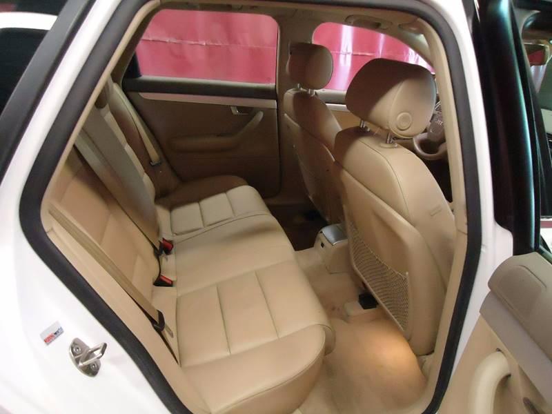 2008 Audi A4 AWD 2.0T Special Ed. Avant quattro 4dr Wagon (2L I4 6A) - Latham NY