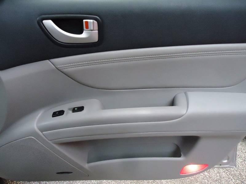 2008 Hyundai Sonata Limited 4dr Sedan - Latham NY