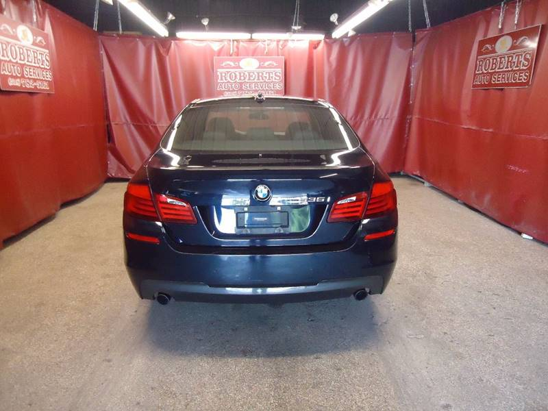 2012 BMW 5 Series AWD 535i xDrive 4dr Sedan - Latham NY