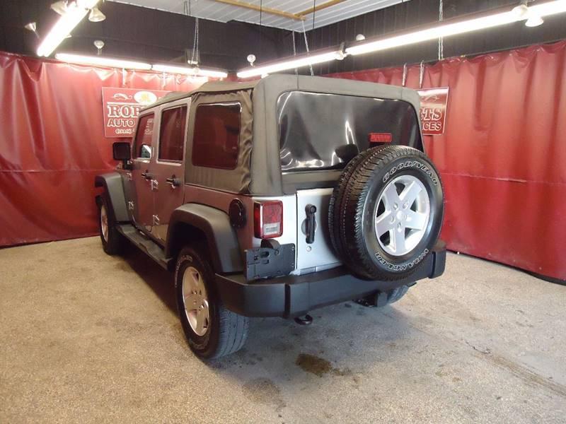 2014 Jeep Wrangler Unlimited 4x4 Sport 4dr SUV - Latham NY