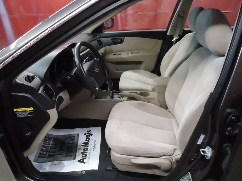 2010 Kia Optima LX 4dr Sedan (I4 5A) - Latham NY