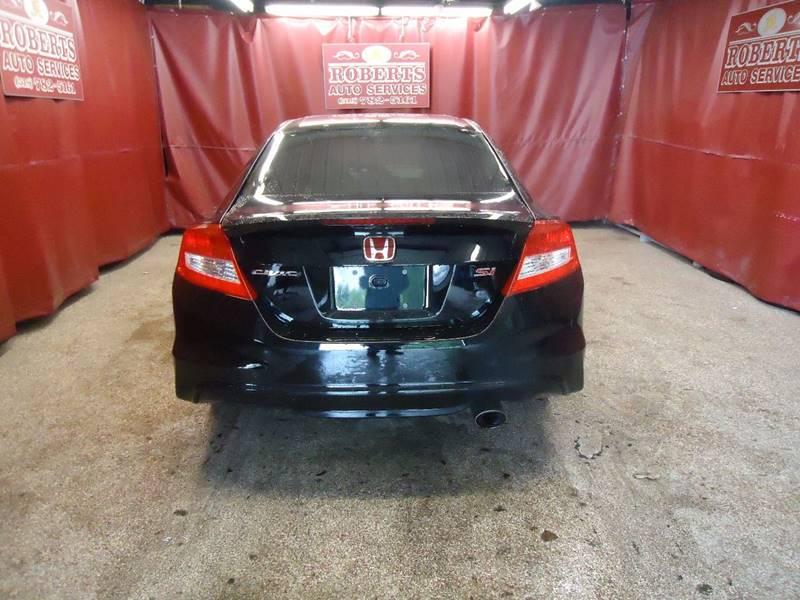 2012 Honda Civic Si 2dr Coupe - Latham NY