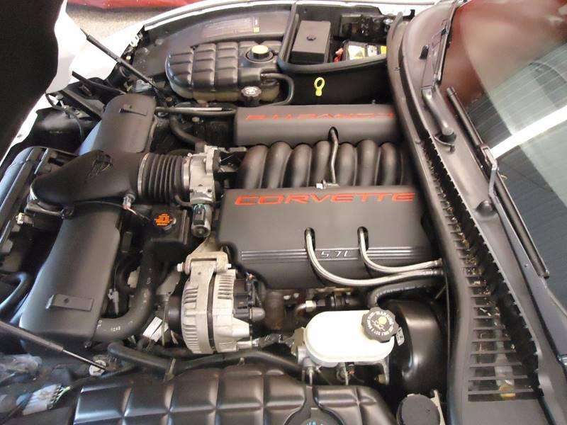 1998 Chevrolet Corvette 2dr Convertible - Latham NY