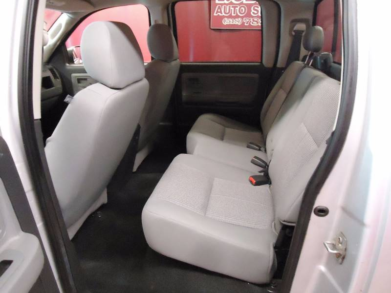 2008 Dodge Dakota SXT 4dr Crew Cab 4WD SB - Latham NY