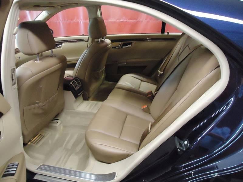 2007 Mercedes-Benz S-Class S 550 4dr Sedan - Latham NY