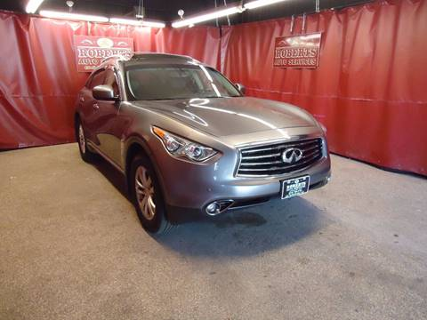 2013 Infiniti FX37 for sale in Latham, NY