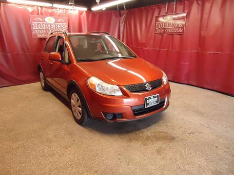 2010 Suzuki SX4 Crossover for sale in Latham, NY