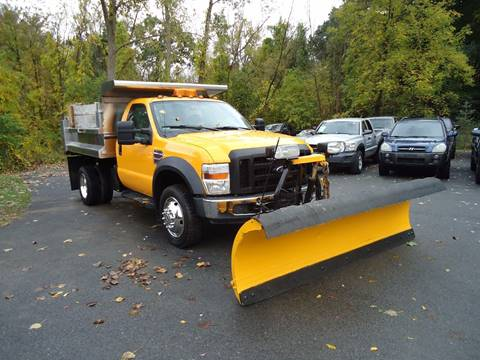 2008 Ford F-550 for sale in Latham, NY