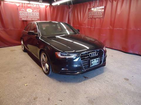 2013 Audi A4 for sale in Latham, NY