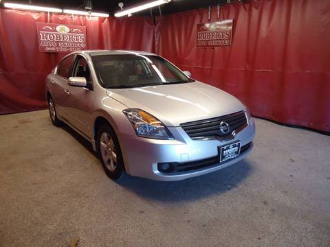 2008 Nissan Altima Hybrid for sale in Latham, NY