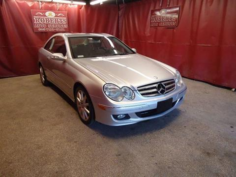2007 Mercedes-Benz CLK for sale in Latham, NY
