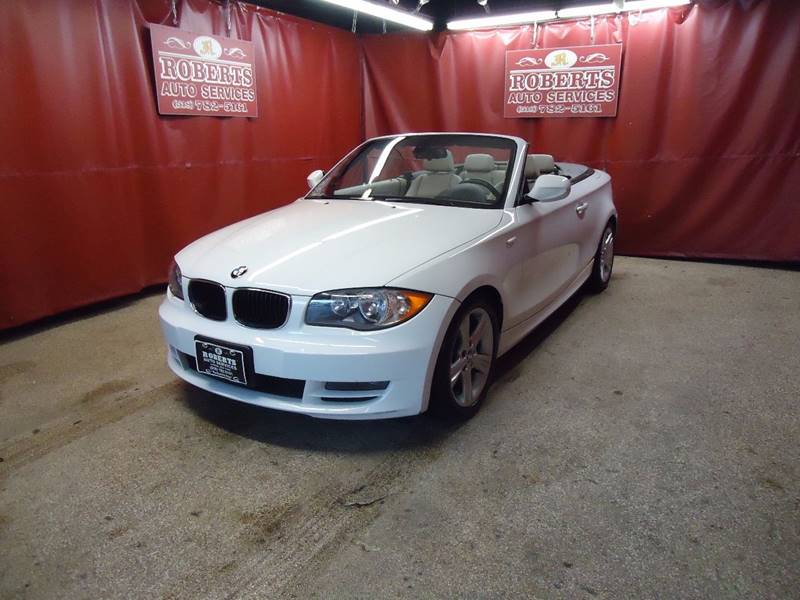 BMW Series I In Latham NY Roberts Auto Services - 2011 bmw 128i convertible