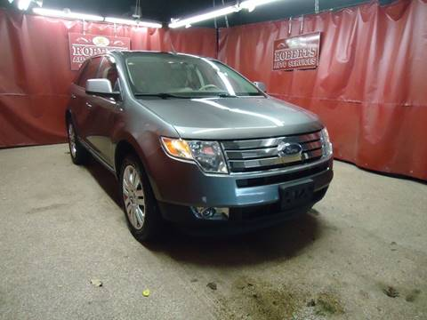 Ford Edge For Sale At Roberts Auto Services In Latham Ny