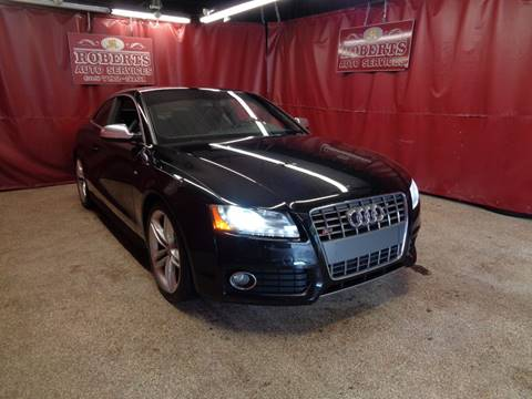2012 Audi S5 for sale in Latham, NY