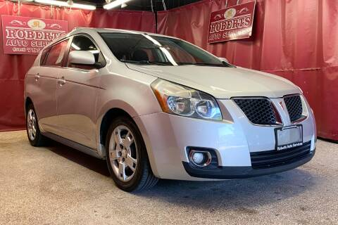 2009 Pontiac Vibe for sale at Roberts Auto Services in Latham NY