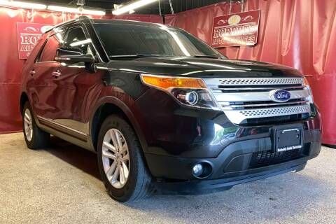 2015 Ford Explorer for sale at Roberts Auto Services in Latham NY