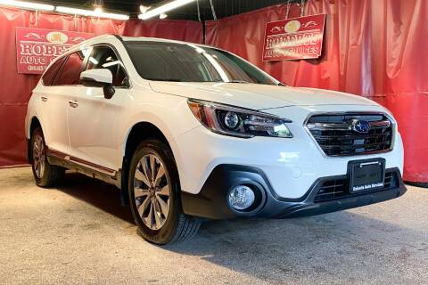 2019 Subaru Outback for sale at Roberts Auto Services in Latham NY