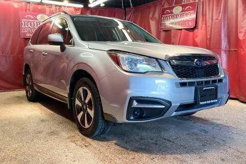 2017 Subaru Forester for sale at Roberts Auto Services in Latham NY