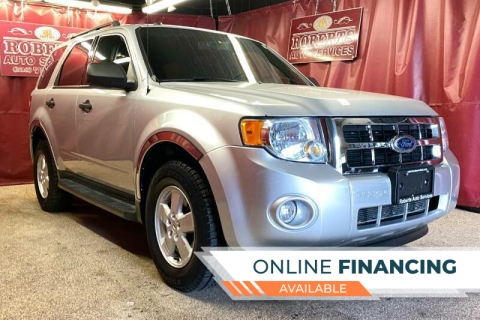 2010 Ford Escape for sale at Roberts Auto Services in Latham NY