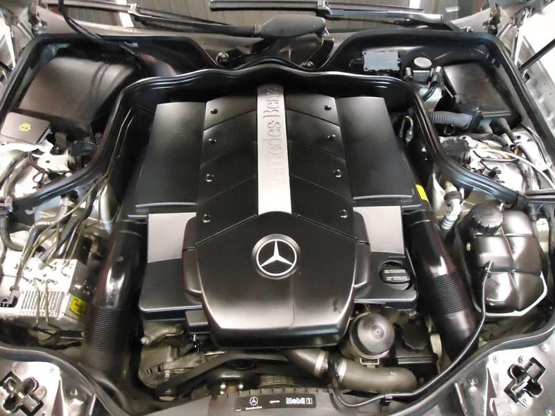 2003 Mercedes-Benz E-Class E500 4dr Sedan - Latham NY