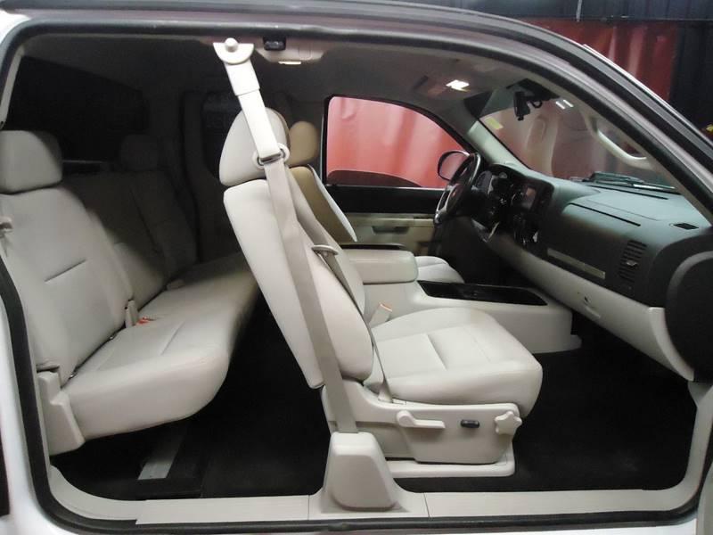 2011 Chevrolet Silverado 1500 4x4 LT 4dr Extended Cab 6.5 ft. SB - Latham NY
