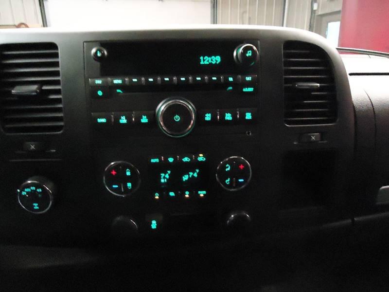 2012 Chevrolet Silverado 1500 4x4 LT 4dr Extended Cab 6.5 ft. SB - Latham NY