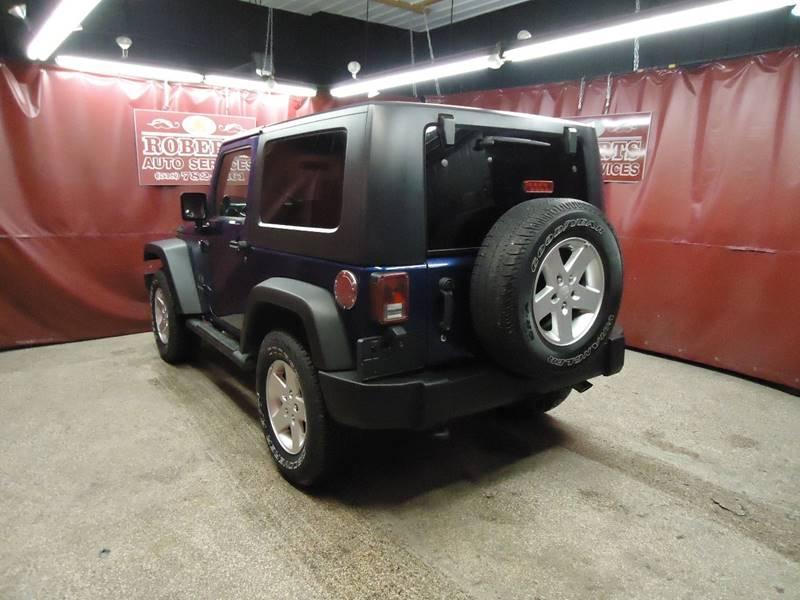 2009 Jeep Wrangler 4x4 X 2dr SUV - Latham NY