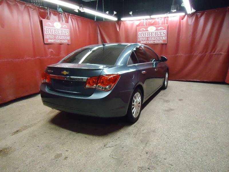 2012 Chevrolet Cruze ECO 4dr Sedan - Latham NY
