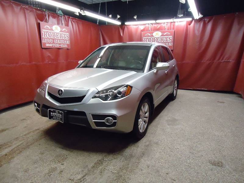 2011 Acura RDX SH-AWD 4dr SUV w/Technology Package - Latham NY