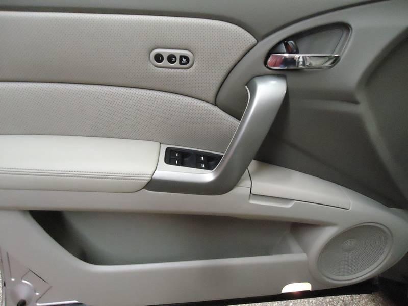 2011 Acura RDX SH-AWD 4dr SUV w/Technology Package - Latham NY