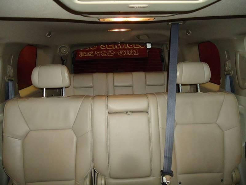 2009 Honda Pilot 4x4 Touring 4dr SUV w/Navi and DVD - Latham NY