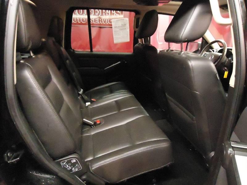 2010 Mercury Mountaineer AWD 4dr SUV - Latham NY