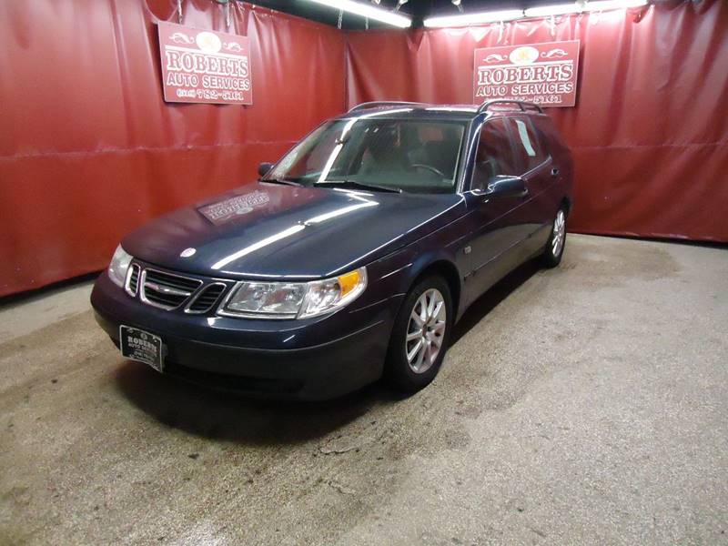 2004 Saab 9-5 Linear 2.3t 4dr Turbo Wagon - Latham NY