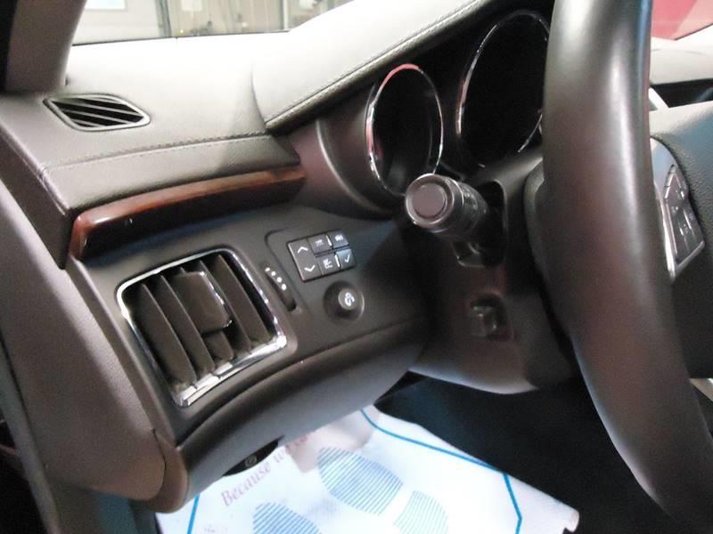 2009 Cadillac CTS AWD 3.6L DI 4dr Sedan w/ 1SB w/ Navigation - Latham NY