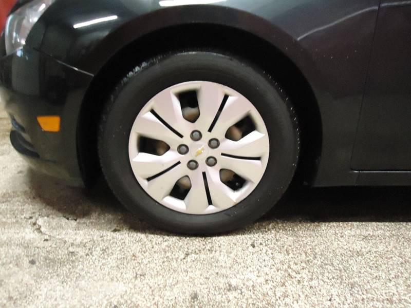 2012 Chevrolet Cruze LS 4dr Sedan - Latham NY