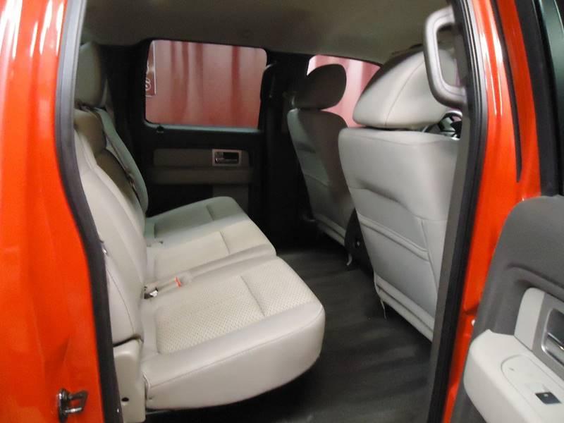 2010 Ford F-150 4x4 XLT 4dr SuperCrew Styleside 6.5 ft. SB - Latham NY